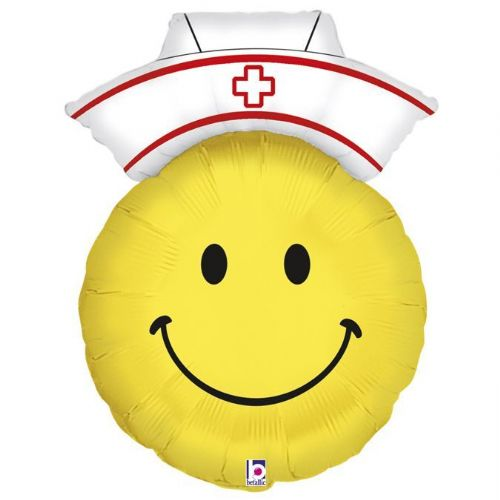 "28"" Smiley-Nurse"